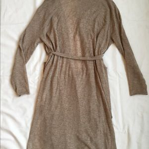 73363aef2a MM Lafleur Intimates   Sleepwear - MM.LaFleur Cashmere Robe in Toast
